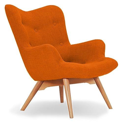 Orange Chair Amazon Co Uk