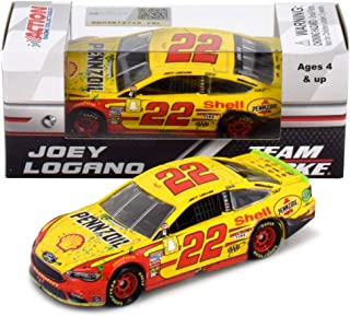 Lionel Racing Joey Logano 2018 Homestead-Miami Race Win Championship NASCAR Diecast Car 1:64 Scale