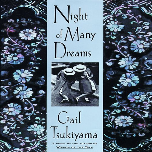 Night of Many Dreams audiobook cover art
