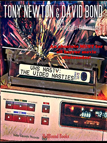 VHS Nasty: The Video Nasties (English Edition)