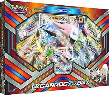 Best lycanroc gx box Reviews