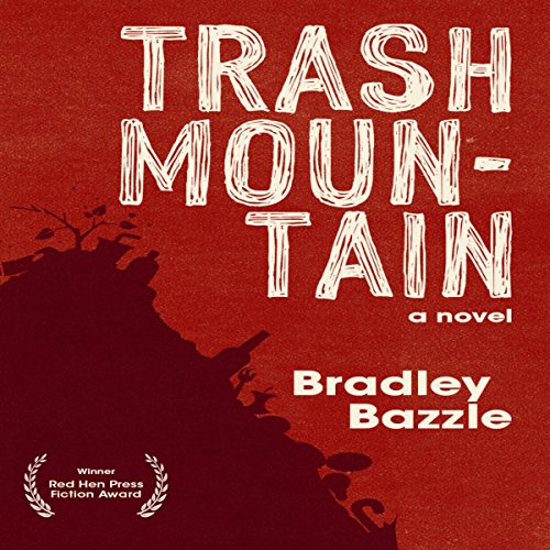 Trash Mountain audiobook cover art