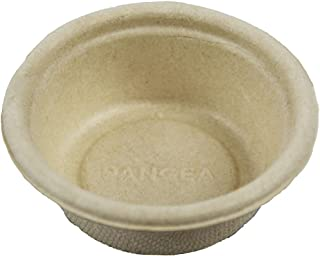 Pangea Large Biodegradable Gecko Food & Water Cups 100 Ct