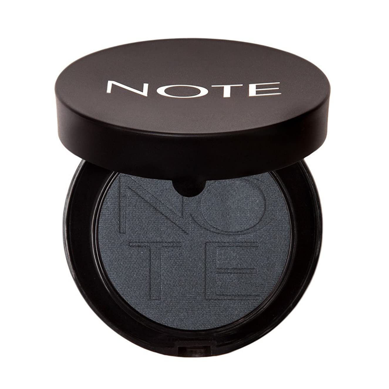 応用約束する霊NOTE Cosmetics ルミナスシルクモノアイシャドウ、 第04