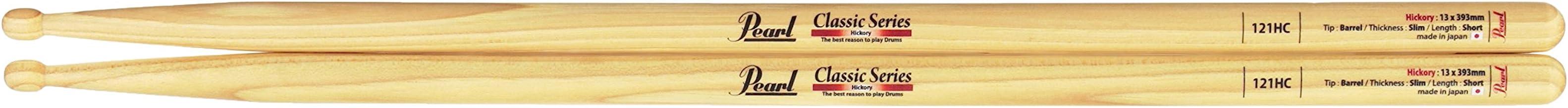 Pearl パール ドラムスティック 121HC