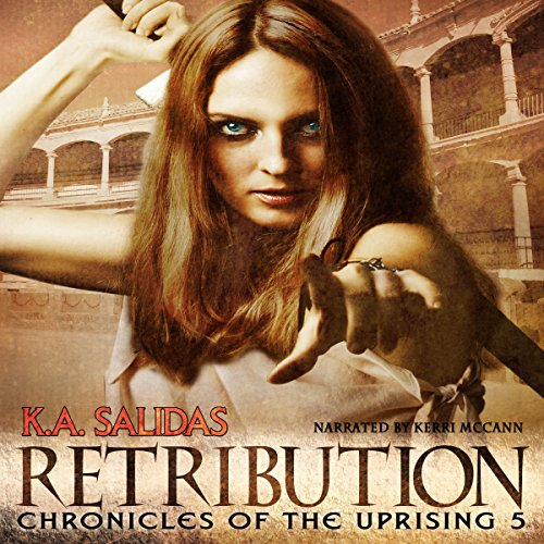 Retribution Audiobook By K.A. Salidas cover art