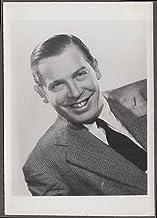 TV Comedian Milton Berle NBC publicity photo Star Theatre Texaco Buick 1950s