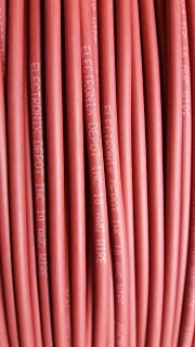 Welding Solar Cable Red 12 AWG GAUGE Copper Wire Battery Car Solar Leads - Wholesale Price - Premium Quality