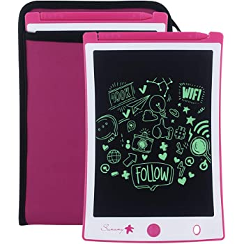 Tinffy 6.5 in LCD Tablet Childrens Drawing Board Graffiti Writing Board Graphics Tablets