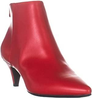 أحذية للكاحل Sam Edelman Circus Kirby بكعب قصير وكعب كاحل، بني/أسود