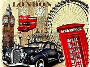 Paintings Scenery Cross Stitch Kits Diamond Embroidery Car Home Decoration Diamond Art Picture of Rhinestones Gift LZHCUIC...
