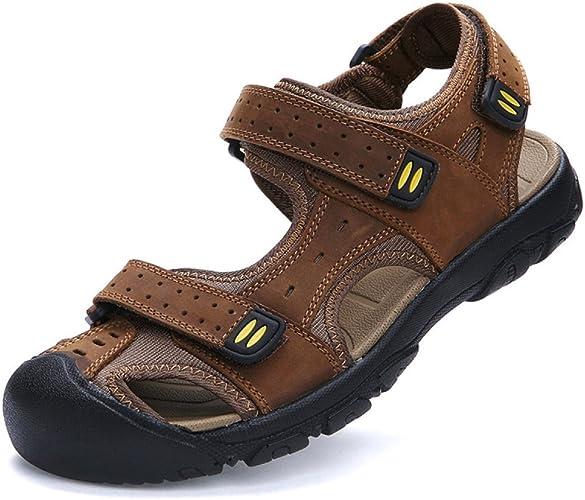 Sandales pour Hommes Chaussures de Plage en Plein Air Sports