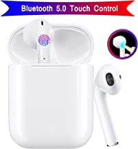 Bluetooth 5.0 Bluetooth headphones Wireless Earbuds Noise...