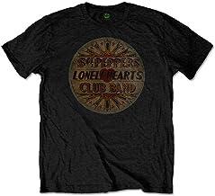 The Beatles 'SGT Pepper Drum' T-Shirt - New & Official!