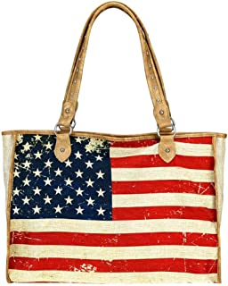 JP Canvas Craft Beach Travel Shopping Diaper Bag Tote Handbag Purse Tan
