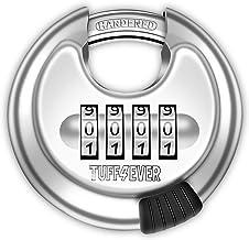 TUFF4EVER 70 mm Disc hangslot Disc slot Rond Disc Disc slot Rond Disc slot roestvrij staal Kombination