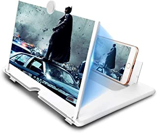 Mobile Phone Screen Magnifier, Pull-out HD Screen Amplifier, Anti-Radiation Eye Protection Screen Enlarger for Videos & Mo...