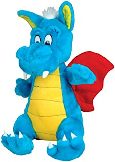 "Rhode Island Novelty Adorable Blue 12"" Plush Dragon Toy Renaissance Viking Party Decoration"