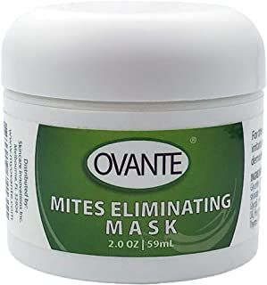 Demodex Mite Eliminating Facial Mask for Humans - 2.0 oz