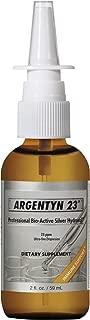 Argentyn 23® Professional Formula Bio-Active Silver Hydrosol for Immune Support* – 2 oz. (59 mL) Vertical Spray –