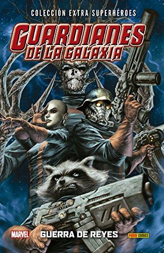 Guardianes de la Galaxia 2. Guerra de Reyes