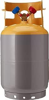 MASTERCOOL 62010 Gray/Yellow Recovery Tank