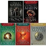 Juego de Tronos es un Compite en la Serie Espanol George RR Martin Set Colección [Juego de...