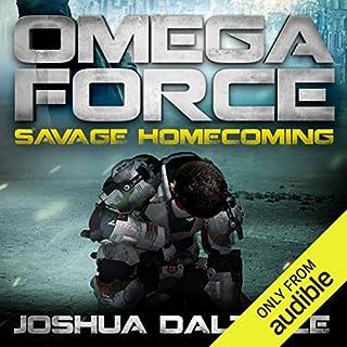 Savage Homecoming cover art
