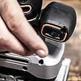 Worx WX642 Schwingschleifer 270 W – Handlicher Schleifer mit Zyklontechnologie für ein sauberes Arbeiten – Großer Schwingkreis & einfache Bedienung - 6