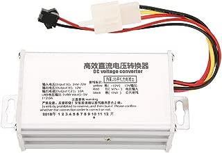 DCコンバータ降圧電源モジュールDC 2A 24 V〜72 V〜12 V高効率10A降圧型電圧レギュレータ、5V 2A USB出力