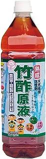 中島商事 トヨチュー 熟成竹酢原液 1500ML