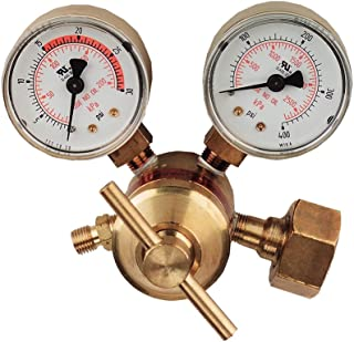 Goss EA-25-MA Acetylene Regulator with