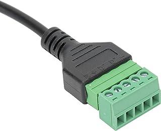 موصل برغي أنثى SFGD ، سلك موصل USB ، للهواتف المحمولة اللوحية وأجهزة الكمبيوتر