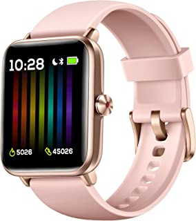 Hamile Smart Watch for Android Phones Compatible with iPhone, Fitness Watch with Heart Rate...