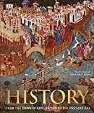 History: From the Dawn of Civilization to the Present Day - Adam Hart-Davis