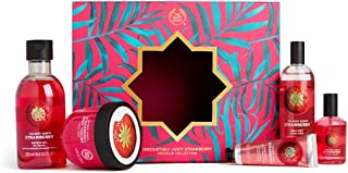 The Body Shop Irresistibly Juicy Strawberry Premium Collection