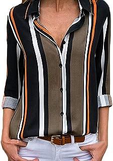 HHmei/_Coat Women High Neck Sleeveless Sweater Autumn Fashion Striped Winter Pullover Blouse Shirts Coat Vest