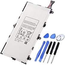 XITAI 3.7V 14.80Wh T4000E Repuesto Batería para Samsung Galaxy Tab 3 7.0 SM-T210R T210 T211 T217 T4000E Kids T2105 T2105 P3200 1588-7285 with Tools