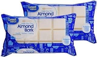 Vanilla Almond Bark, 24 Ounce (Pack of 2)