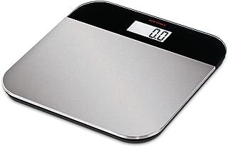 Soehnle Elegance Steel 63332 - Báscula de baño digital de acero inoxidable