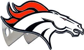 Siskiyou Denver Broncos Logo-Only Trailer Hitch Cover