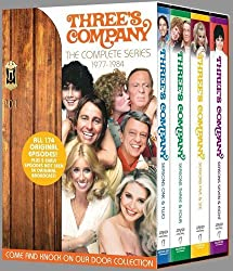 TV Shows On DVD: Three's Company Complete Series Box Set