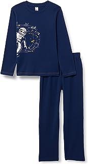 mon P'tit Dodo BG.MOON.PYK Jongens Pyjama-set
