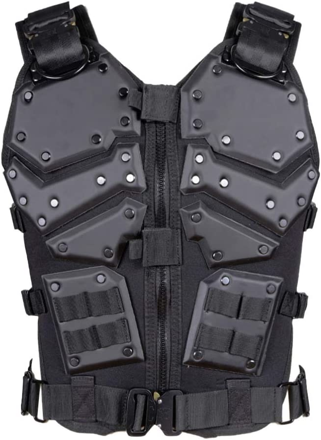 BESPORTBLE Molle Vest Multipurpose Armour Protection Chest Las Ranking TOP5 Vegas Mall