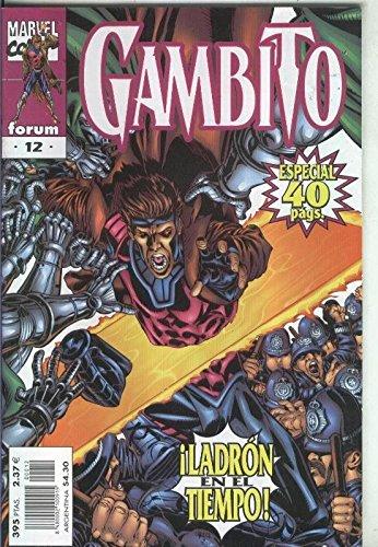 Gambito volumen 3 numero 12