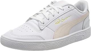 PUMA Ralph Sampson Lo Perf Womens White/Rose Trainers