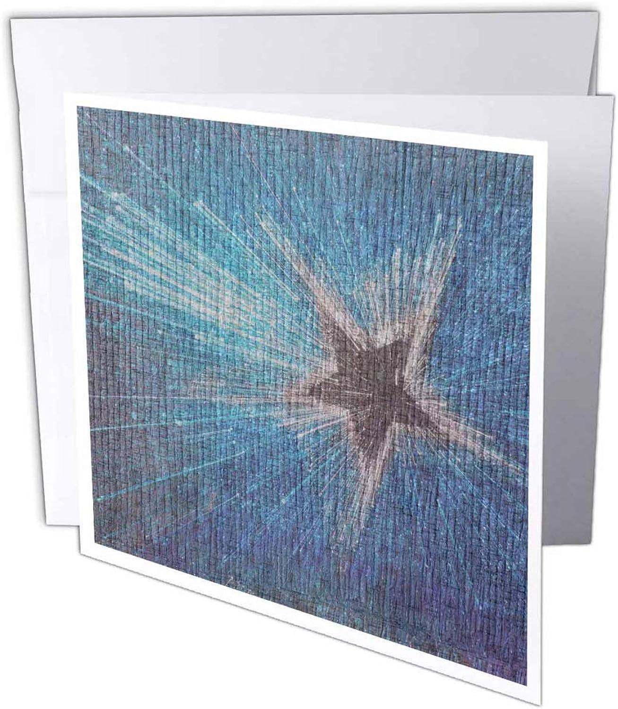 3dRosa gc_28102_1 Grußkarte Shining Star , 15,2 x x x 15,2 cm, 6 Stück B07BJD119P | Räumungsverkauf  | Deutschland Outlet  | Großartig  199c75