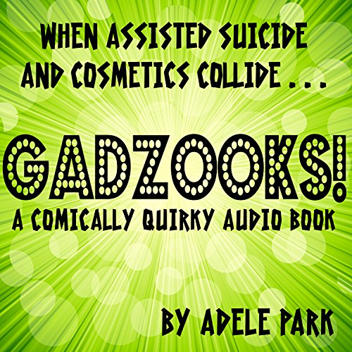 Gadzooks! audiobook cover art