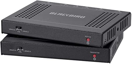 Blackbird 4K HDBaseT Extender Kit 70m HDR 18Gbps HDCP 2.2 PoC RS232 and Bi Directional IR