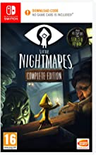 Little Nightmares Complete Edition (Code de téléchargement pour Switch dans la boîte - pas de disque) [Importación francesa]